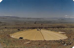 North San Antonio Mtn Antelope Guzzler