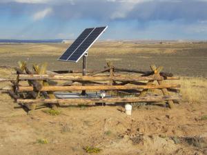 Pennock Solar Well devlop
