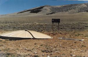 West San Antonio Mtn Antelope Guzzler