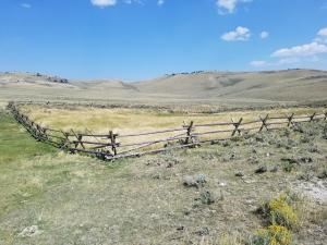 #406 Flying A Ranch Range Improvement (WY)