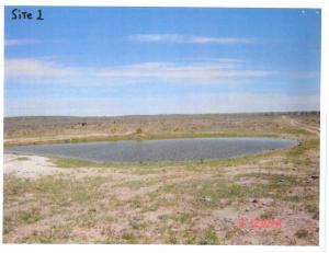 #343 Stock Tank Overflow Pond Reconstruction (KS)