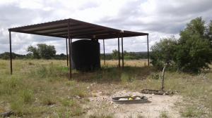 #411 Kerr Wildlife Management Area Wildlife Guzzler (TX)