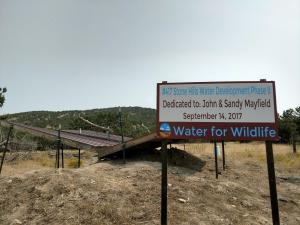 #417 Stone Hills Water Developments (ID)