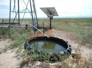 #432 Piñon Canyon Solar Pump/Tank (CO)