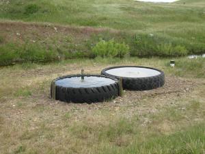 #431 Wapiti Ridge Spring Tanks (WY)