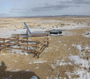#442 Niland Windmill Well Solar Conversion (WY)