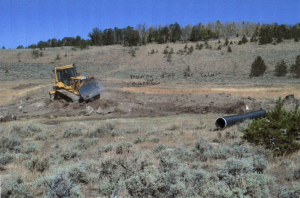 #354 Red Mountain Impoundment (WY)