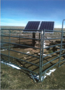 #433 Eversole Ranch Water Well Rehabilitation (WY)