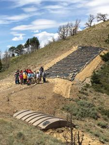 #441 Seminoe Mountain/Indian Pass Guzzler (WY)