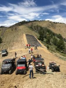Seminoe Mountain Guzzler Installation